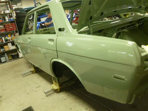 Datsun 510 Restoration by Datsun 510 Restoration Uk Motorsports