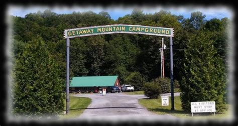 Getaway Mountain And Campground Ascutney Vt Rv Parks