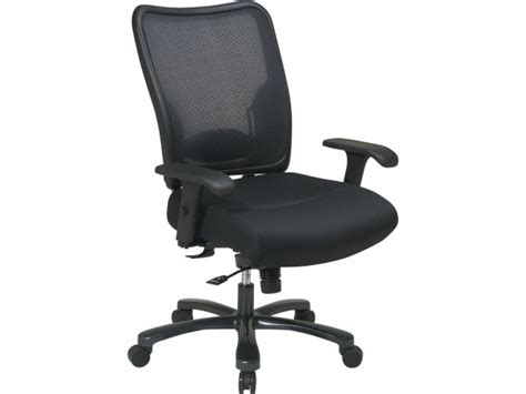 Big And Tall Mesh Office Chair Spc7537, Mesh Office Chairs