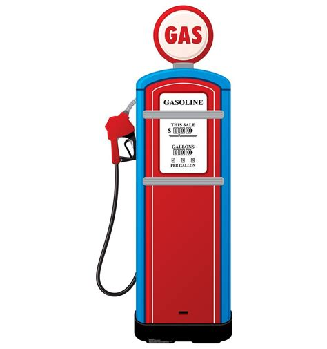 Gas Pump Clip | Free download on ClipArtMag