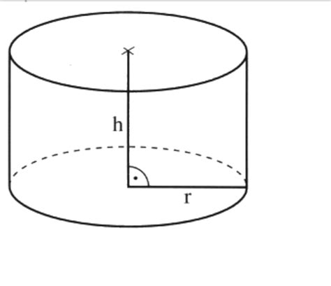 koerper berechnen und darstellen zylinder oberflaeche und