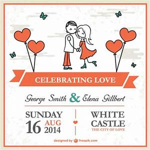 save the date vectors photos and psd files free download With wedding invitations templates freepik