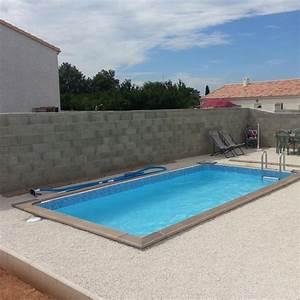Piscine Enterrée Rectangulaire : piscine b ton rectangulaire naturalis 1 4 67x3 24x1 28m ~ Farleysfitness.com Idées de Décoration