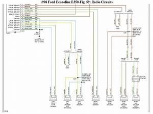 1996 Ford Econoline Van Radio Wiring Diagram