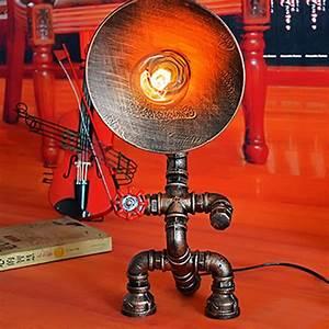 Lampenschirme Für Tischleuchten Vintage : online kaufen gro handel industrielle tischleuchte aus china industrielle tischleuchte ~ Bigdaddyawards.com Haus und Dekorationen