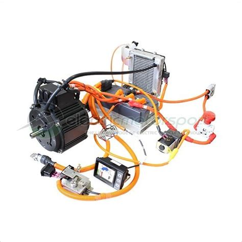 Electric Motor System how does the cooling system of an electric motor works