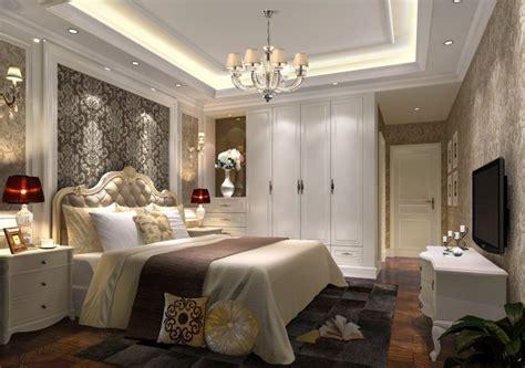 sleek  elegant bedroom design ideas