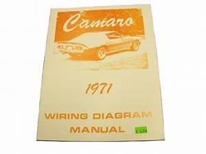 1971 Camaro Wiring Diagram Manual