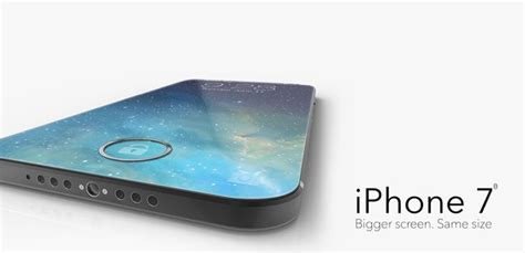 the new iphone 7 new iphone 7 design idea brings wireless charging