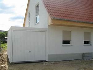Garage An Haus Anbauen : fertiggarage als hausteil fertiggarage ~ Articles-book.com Haus und Dekorationen