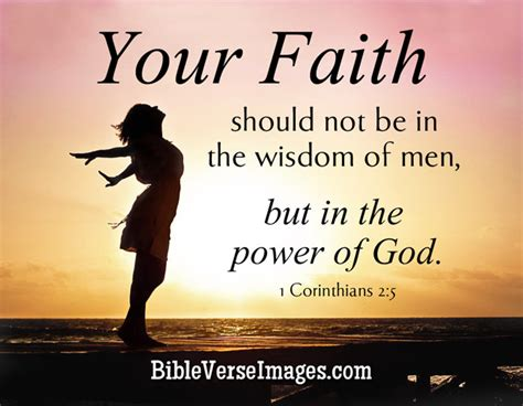 15 Bible Verses About Faith