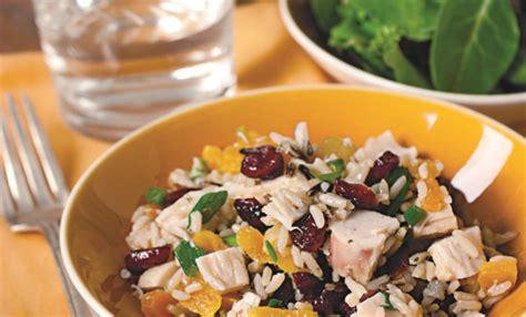 turkey apricot rice salad recipe relish