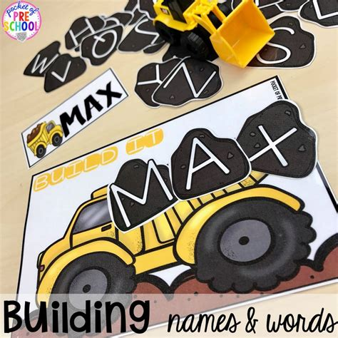 construction themed centers amp activities for 919 | Slide3 1