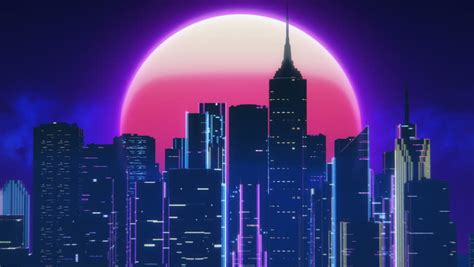 anime moon stock video footage   hd video clips