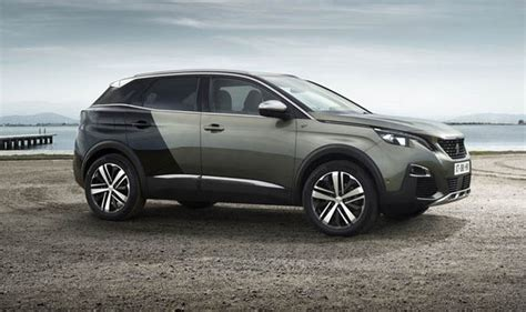 Peugeot Crossover by Peugeot 3008 Car Review Underrated Crossover Scores Big