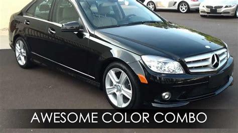 2010 Mercedes C300 Review eimports4less reviews 2010 mercedes c300 4matic navigation