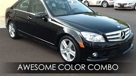 Mercedes benz c300 4matic sport's average market price (msrp) is overall viewers rating of mercedes benz c300 4matic sport is 3 out of 5. eimports4Less Reviews 2010 Mercedes C300 4Matic Navigation Sport SEDAN for sale - YouTube