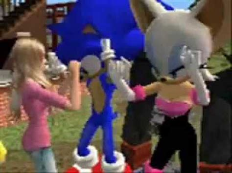 sims  sonic sims youtube