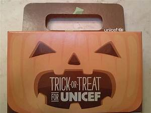 Trick or Treat for Unicef | Collections: Thoughts and Things