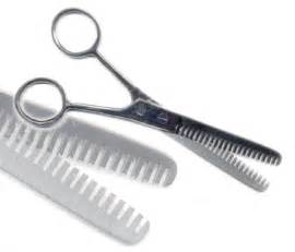 Sheffield Kitchen Knives Hairdresser Thinning Scissors From A Wright And