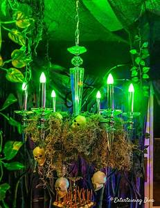 Indoor, Halloween, Lighting, Effects, And, Ideas, That, Will, Make, Your, House, Look, Spooky
