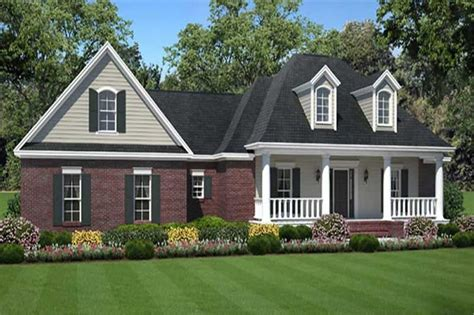 Traditional Ranch Style Homes  House Design Plans