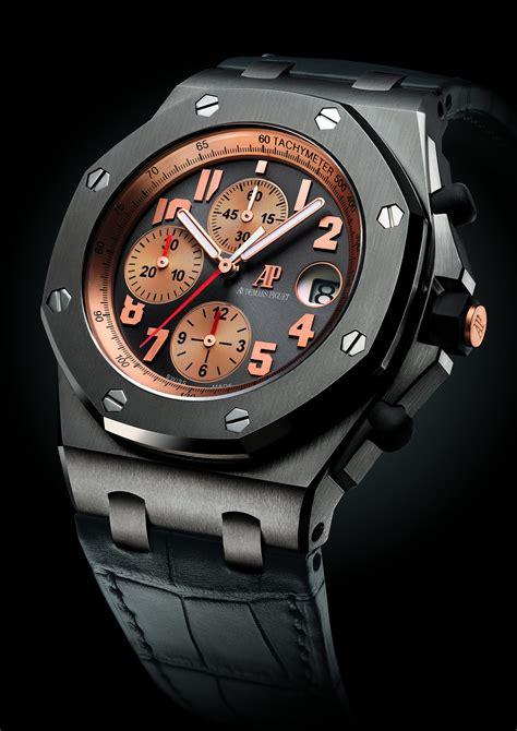 audemars piguet creates special royal oak offshore chronograph  indonesia swiss ap watches blog