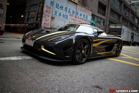 koenigsegg china koenigsegg agera hundra arrived in hong kong gtspirit