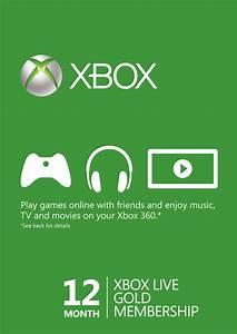 Get 12 Month Xbox Live Gold Membership Cheaper Cd Key