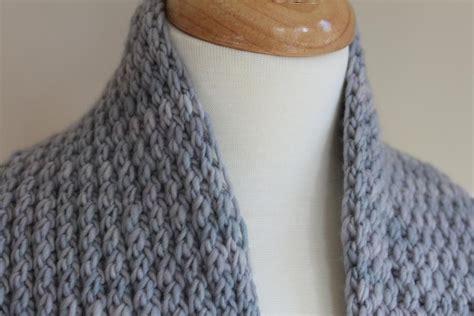 how to knit a scarf do the twist the left twist stitch