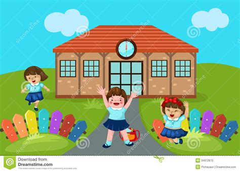 house clipart kindergarten pencil and in color house