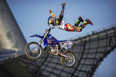 red bull freestyle motocross thomas pages talks red bull x fighters sa freestyle