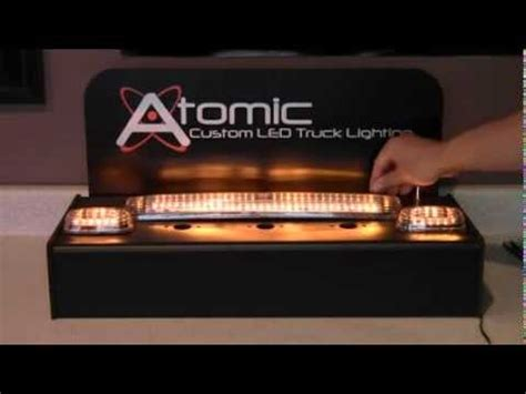 atomic led gm chevy cab lights