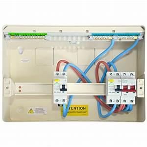 Split Consumer Unit Wiring Diagram