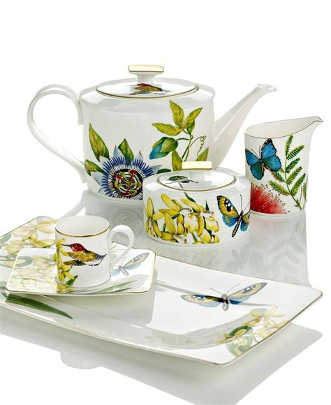 villeroy boch 402 best images about botanical china on stamford dinner plates and deco