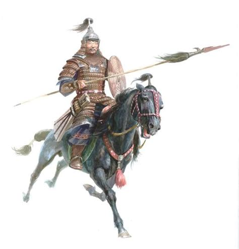 genghis khan mongols weapons images  pinterest