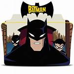 Batman Icon Folder Deviantart