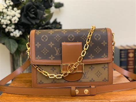 louis vuitton monogram canvas dauphine mm