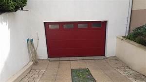 devis porte garage sectionnelle porte garage panneaux lisses With devis porte de garage sectionnelle motorisée