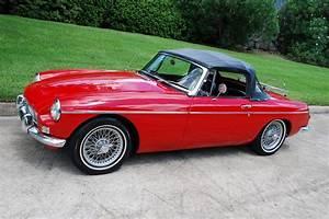 1963 Mgb Mark I Roadster