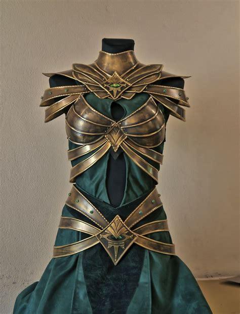 Best 25 Female Armor Ideas On Pinterest Fantasy Armor