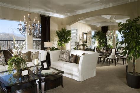 Spanish Themes In Contemporary Home Interior Design At A
