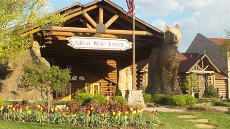 Great Wolf Lodge in Mason, Ohio - It's Free At Last