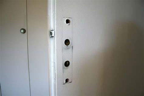 comment reparer une poignee de porte