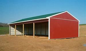 10 best three sided buildings images on pinterest pole With 3 sided pole barn