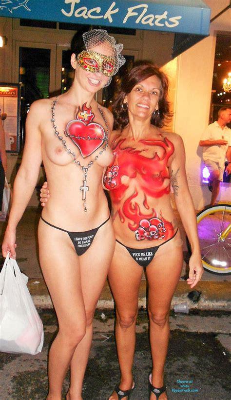 Fantasy Fest 2014 Nudes Part 2 November 2014 Voyeur Web