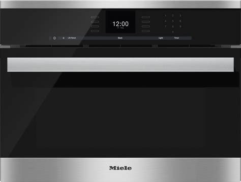 Miele Stainless SensorTronic Combi Steam Oven   DGC6600XL
