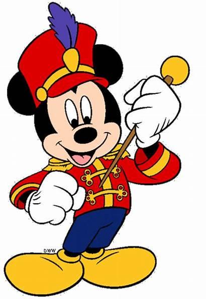 Mickey Mouse Clip Clipart Disney Parade Cliparts