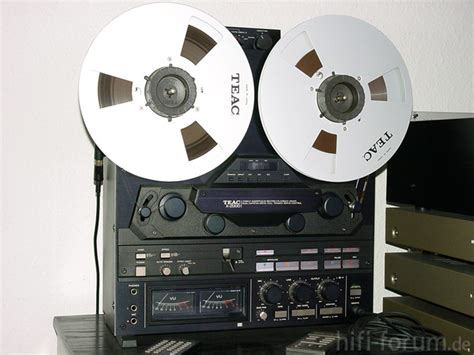 Klassiker, Stereo, Tape, Teac, Tonband