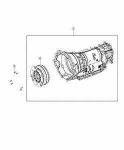 Jeep Grand Cherokee Transmission  With Torque Converter
